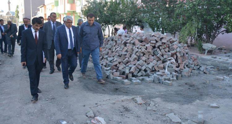 Kars Belediyesi'nin Asfalt Çalışması Vatandaşların Yüzünü Güldürüyor!