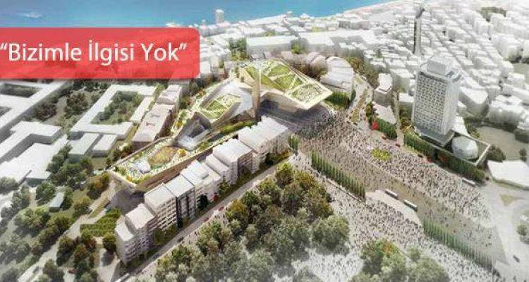 Bakanlık'tan Taksim AKM Projesi Açıklaması