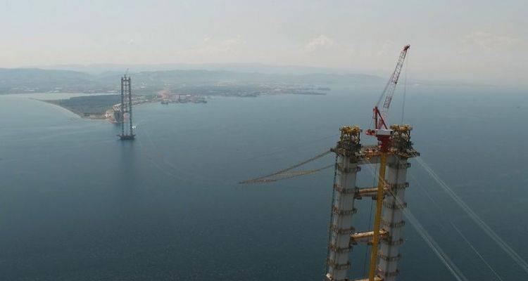 İzmir Körfez Geçiş Köprüsü Ne Zaman Bitecek?