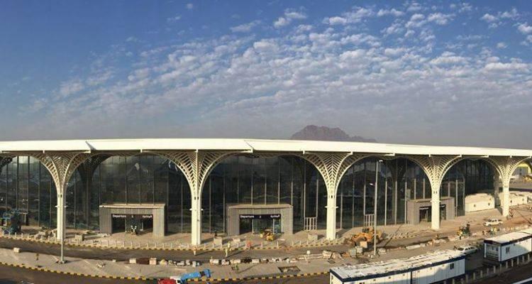Mohammed Bin Abdulaziz Havalimanı Projesi