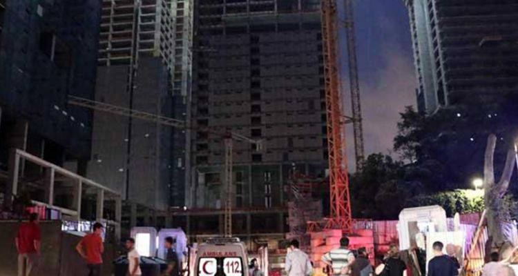 Torunlar GYO'dan İnşaat Kazasıyla İlgili Açıklama