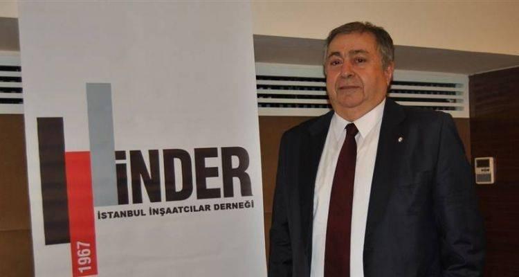 Nazmi Durbakayım İNDER'e Üçüncü Kez Başkan Oldu