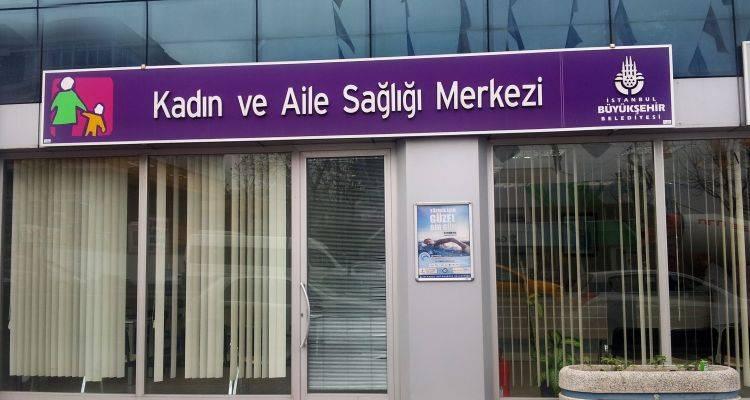 İBB'den Fatih'e Kadın ve Aile Sağlığı Merkezi