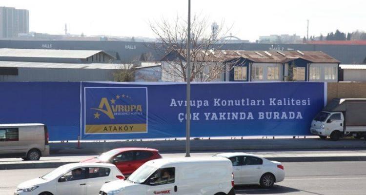Avrupa Konutları Ataköy Haftaya Satışta!