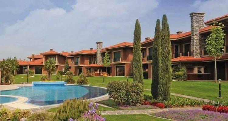 Ergin Evler Projesinde 700 Bin Liraya Villa!