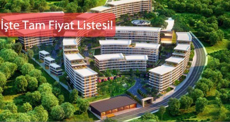 360 Kurtköy Projesinde Satışlar Başladı