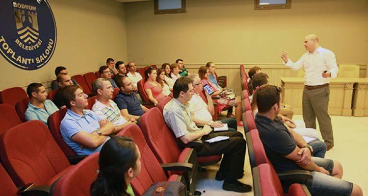 Bodrum Belediyesi İmar Müdürlüğü Eğitimleri