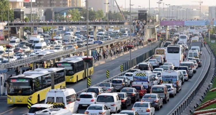 İstanbul'da Pazartesi Günü Toplu Taşıma Ücretsiz