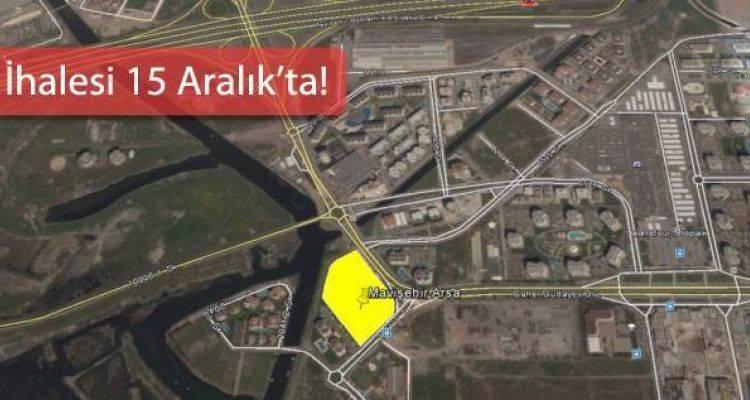 Şifa Üniversitesi'nden Karşıyaka'da 35.4 Milyon TL'ye Satılık Arsa