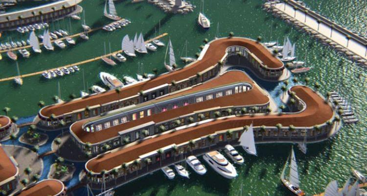 Viaport Marina Tuzla Ay Sonunda Açılıyor