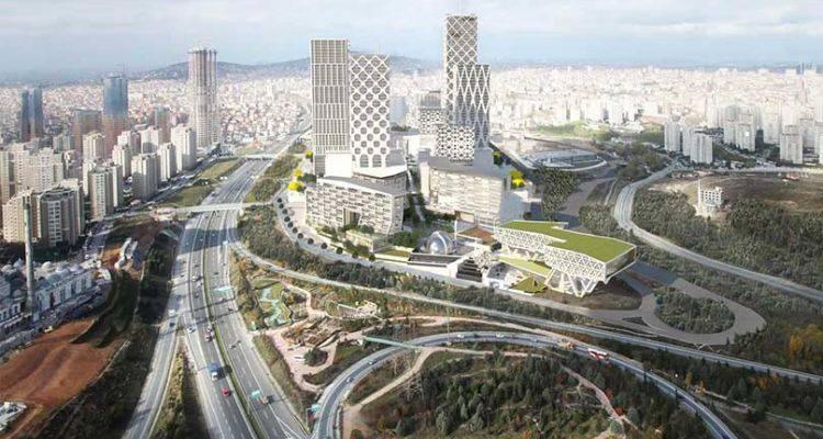 İş GYO Finans Merkezi Projesi Onay Bekliyor