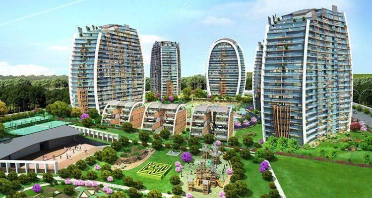 Ağaoğlu Central Park İstanbul Projesi 23 Mart'ta Satışa Çıkıyor