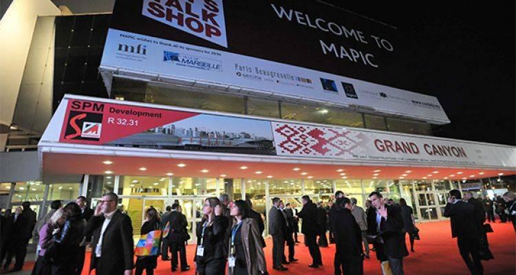 MAPIC Fuarı 19 Kasım'da Cannes'ta Başlayacak