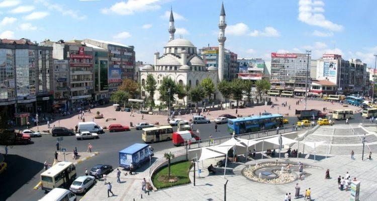 Gaziosmanpaşa'da Bu Mahalle Kentsel Dönüşüm Alanı İlan Edildi