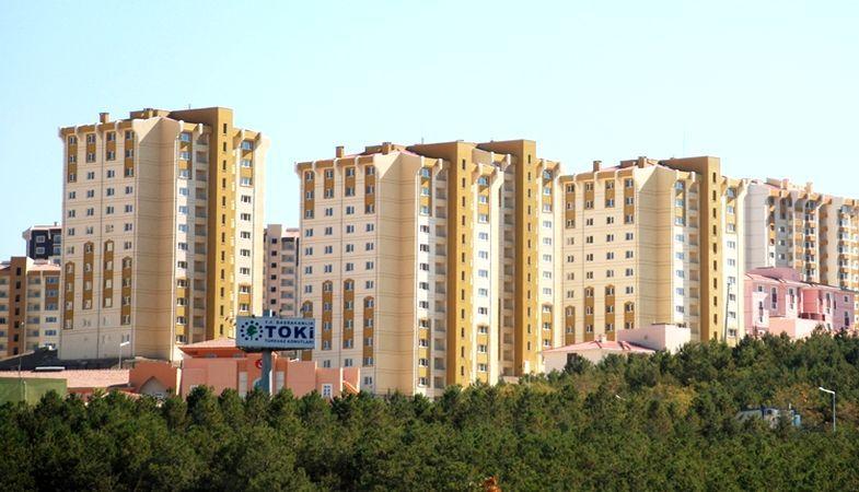 TOKİ'den Konya Meram'da Emekliye Satılık 198 Konut!