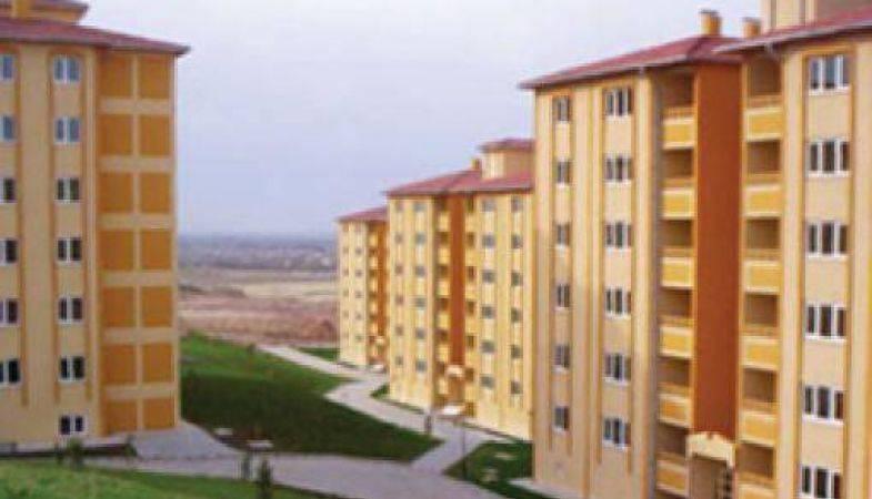 Kırıkkale Keskin Bozkurt Mahallesi Toki Evleri İhalesi 5 Mayıs'ta