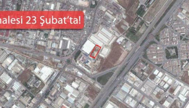 Konya Büyükşehir Belediyesi'nden 3.7 Milyon TL'ye Satılık Arsa