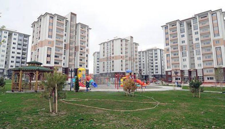 Toki'den Çorum Osmancık'ta 198 Konutluk Yeni Proje