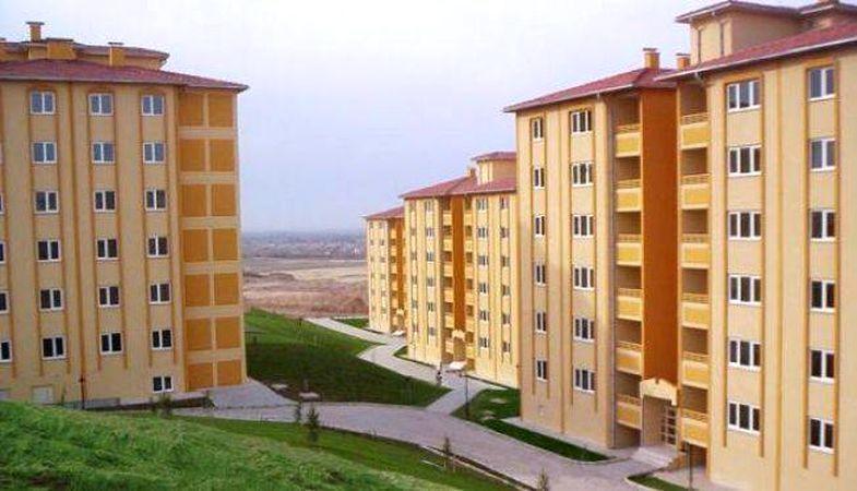 Isparta Gelendost Toki Evleri İhalesi 25 Mayıs'ta