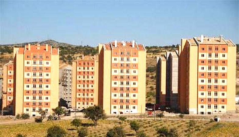 Erzurum Palandöken Mal Meydanı Toki Konutları Sözleşme Dönemi Başladı