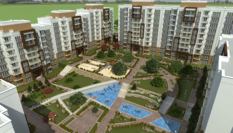 Körfezkent 3 Projesi 84 Bin TL'den Yarın Satışta