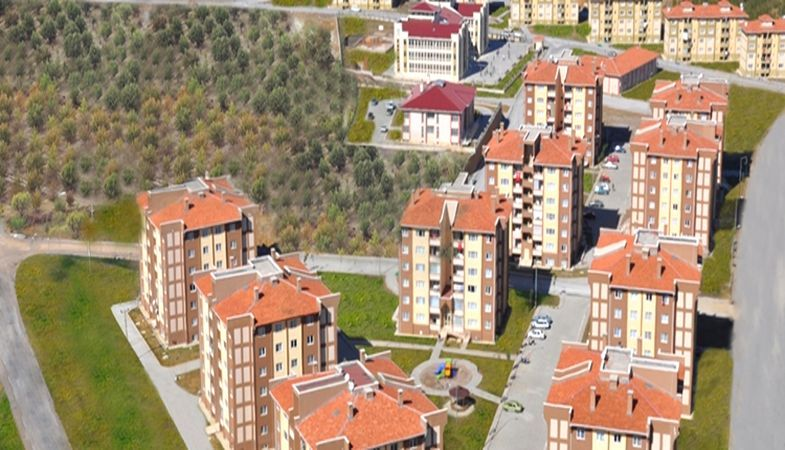 TOKİ'den Konya Sarayönü'ne 883 Konutluk Proje