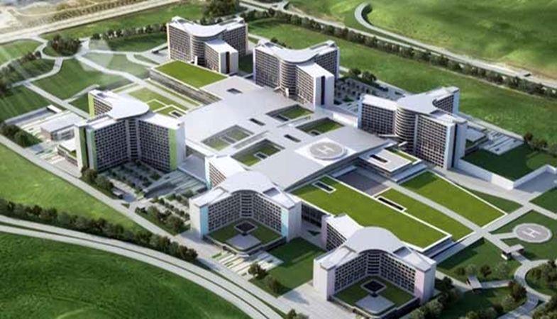 Sancaktepe Şehir Hastanesi Hayata Geçiyor!