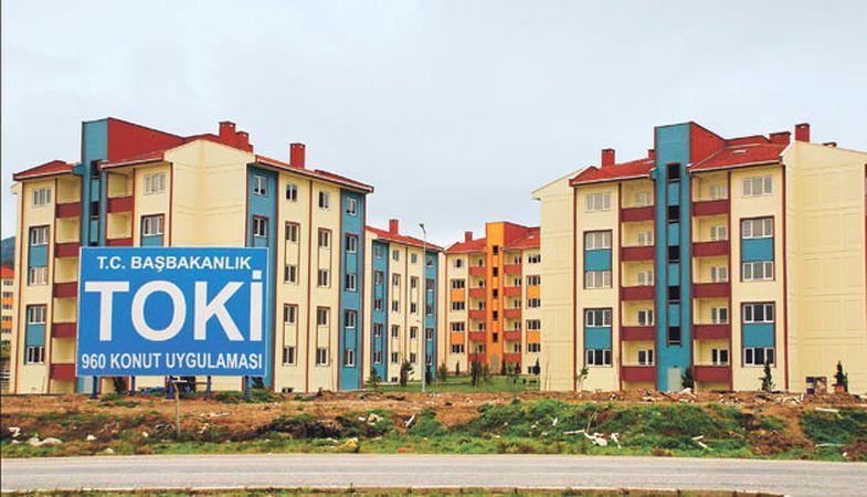 TOKİ'den Manisa'ya Yeni Proje