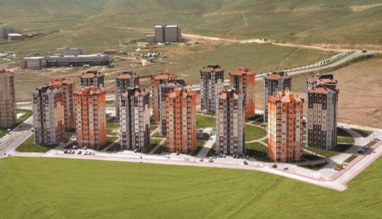 Konya Sarayönü Toki Evleri 3. Etap İhalesi Bugün