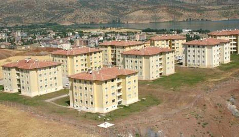 Kütahya Altıntaş Toki Evleri İhalesi 15 Aralık'ta