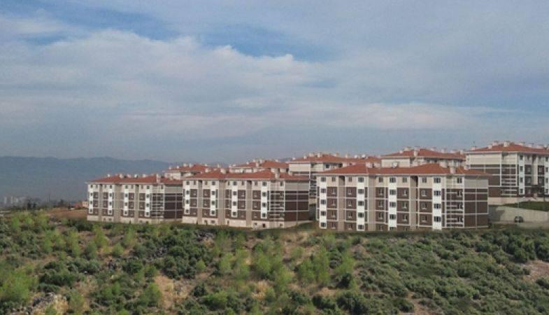 Toki'den Kırşehir Kayabaşı'na Bin 126 Konutluk Proje