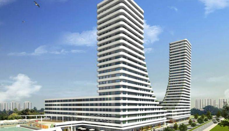 Harmony Towers'ta 120 Ay Vadeli Taksitler 2 Bin 247 Lira