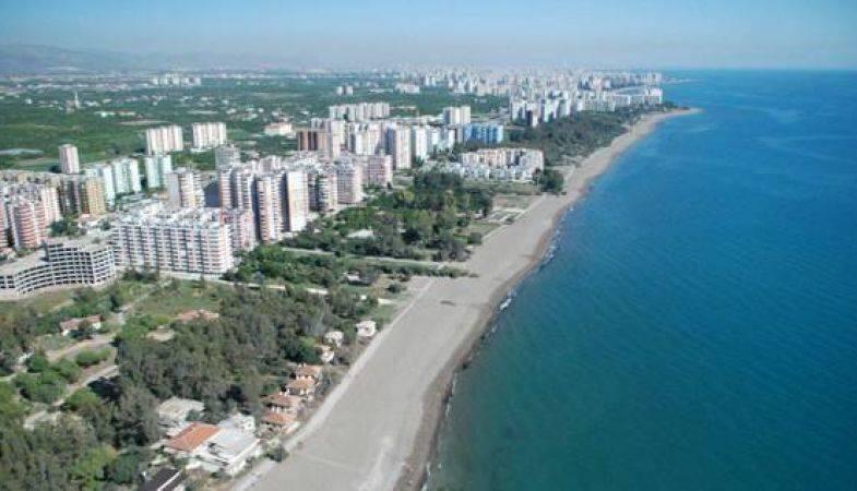 Mersin Mezitli Belediyesi'nden Satılık Arsa