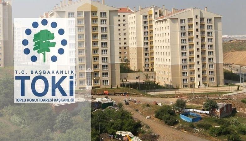TOKİ'den Erzurum Palandöken Mal Meydanı 3. Etap'ta Emeklilere Satılık 579 Konut!