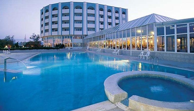 Kozaklı Belediyesinden Kiralık Termal Otel!