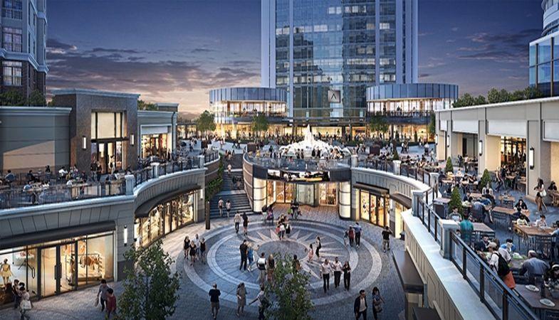 Emaar Square AVM Açılıyor!