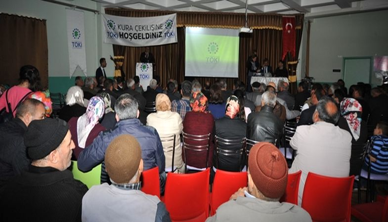 TOKİ Kırıkkale Çerikli Kura Sonuçları Tam Listesi!