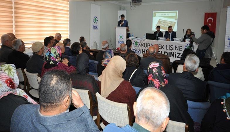 TOKİ Kırıkkale Delice Kura Sonuçları Tam Listesi!