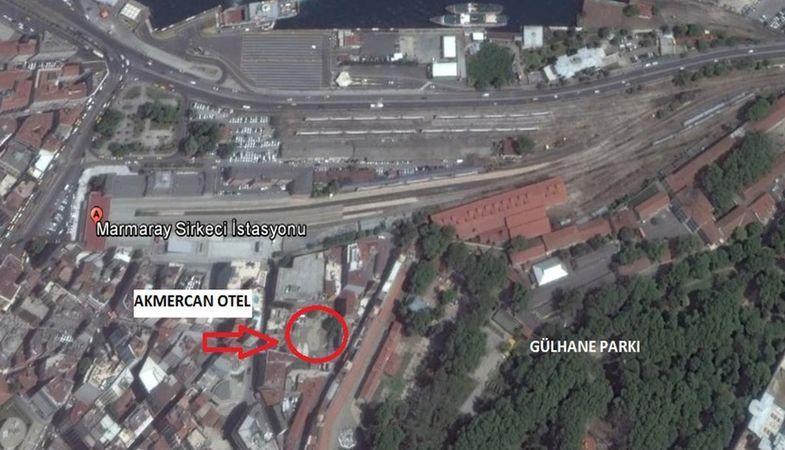 Marmaray Hattı Üzerindeki Otel Projesine Onay Çıktı!