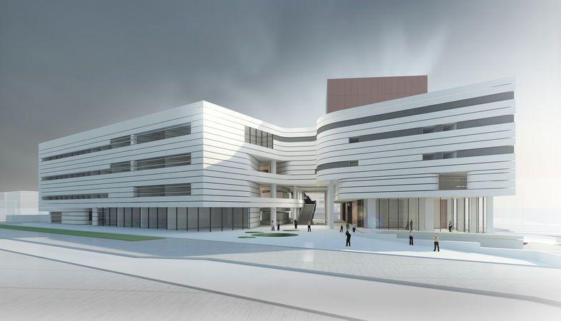 Antalya'nın Doğu Garajı Kültür ve Ticaret Merkezi Yükseliyor!