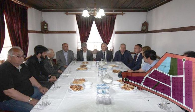 Çorum Osmancık Organize Bölgesi'de Altyapı İhalesi Yapılacak!