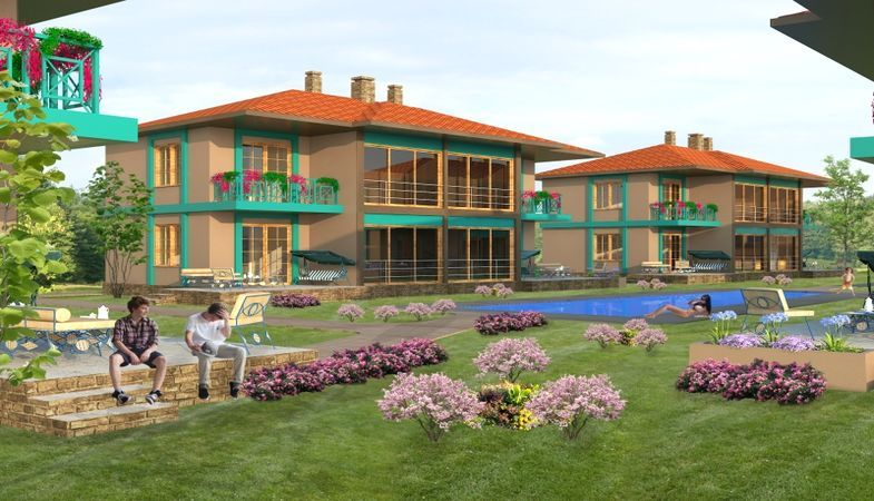 Forest Ville Şile'deki Butik Evlerin Satışı Devam Ediyor