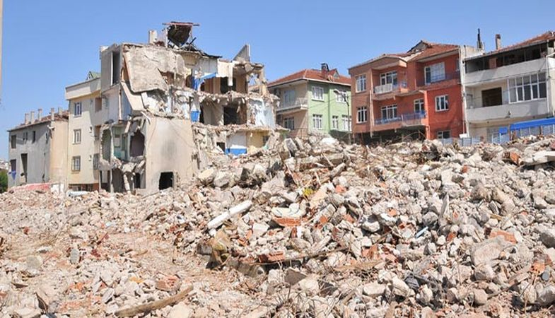 Gaziosmanpaşa'da 30 Bin Konut Yıkılacak