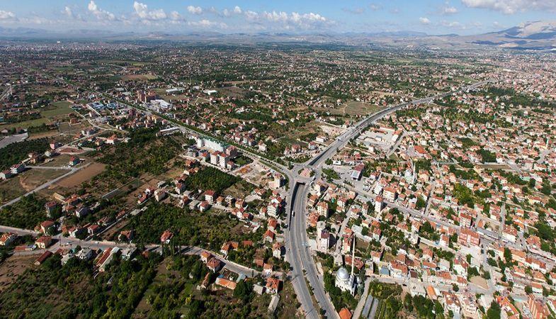 Konya Meram'da Yer Alan Gayrimenkul Yapım Karşılığı Kiralanacak