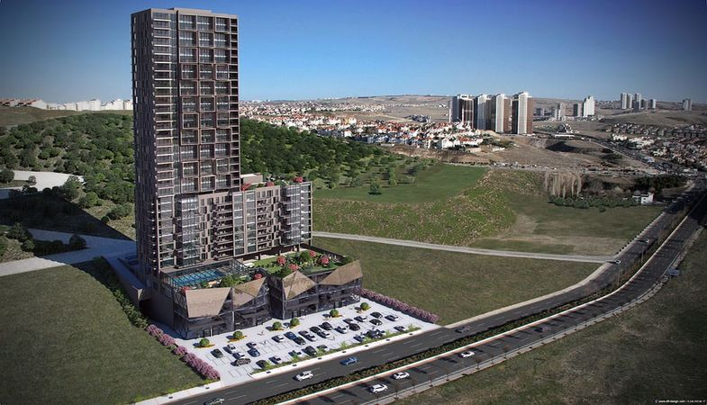 So Çayyolu Ankara'da Yükseliyor!