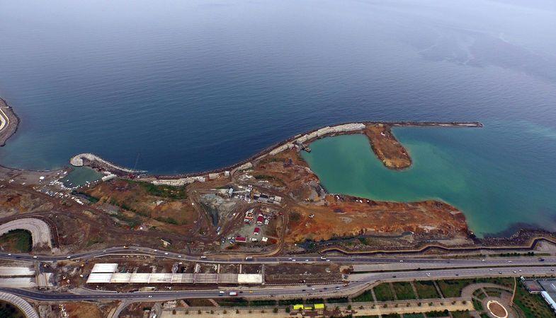 Trabzon Yapılan Gülcemal Projesinde Sona Gelindi