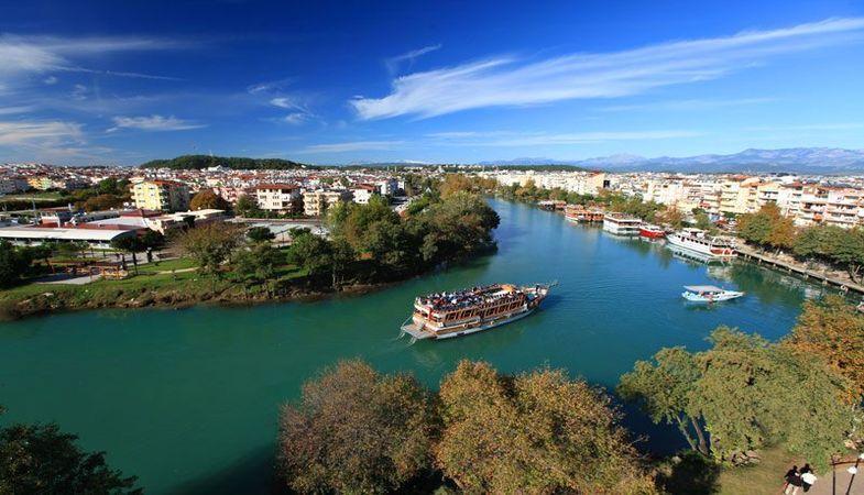 Antalya Manavgat Çayı Bölgesinde Kamulaştırma Kararı!