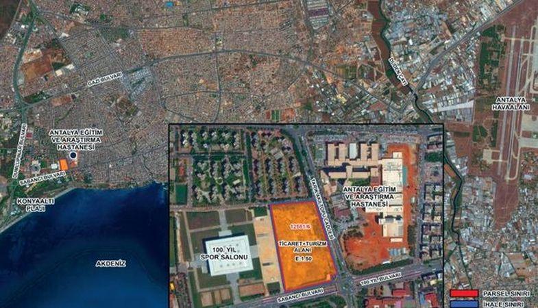 Antalya Muratpaşa İhalesinin İlk Oturum Tarihi Açıklandı