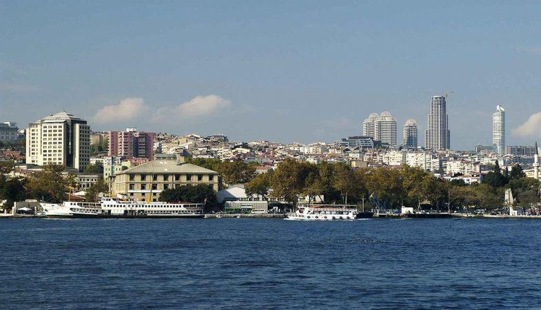 Beşiktaş Meclis Lojmanları Toki'ye Devredildi