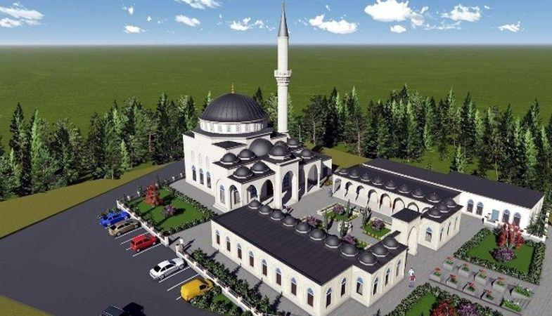 Bursa Mustafakemalpaşa'da Yapılan Külliye'nin Temelleri Atıldı!